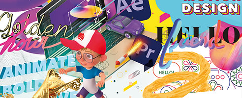 ecole de motion design - art